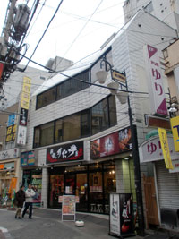 第104東京ビル 地下1階