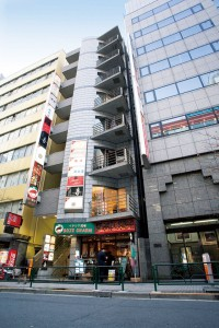 第113東京ビル地上4階