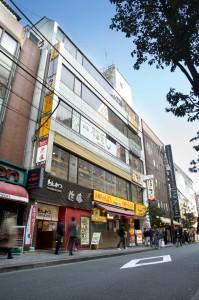 第87東京ビル地上3階(御茶ノ水)