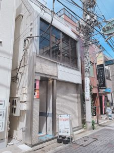 第59東京ビル地上1階